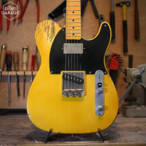 TELECASTER MICAWBER KEITH RICHARDS
