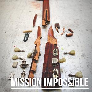 Mission Impossible – La Résurrection d'une Gibson Les Paul