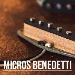 Interview Nicolas Mercadal (Benedetti Pickups)