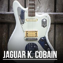 Fender Jaguar Style Kurt Cobain