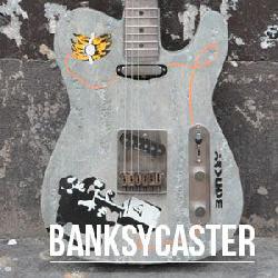La Banksy Caster