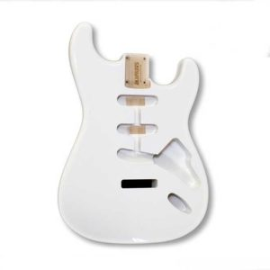 corps stratocaster Olympic White AllParts