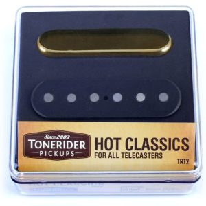Micros Telecaster Tonerider Hot Classics Gold